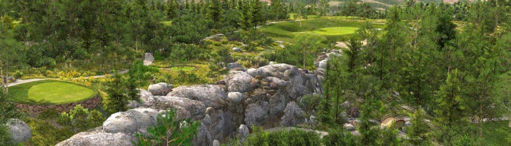 new course sanctuary golf course