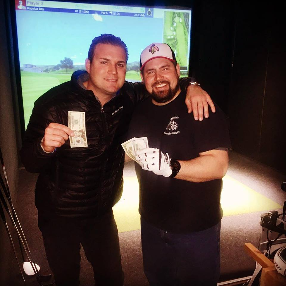 fall league winners halfway house indoor golf 2018